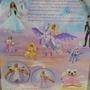 全新芭比魔幻飛馬之旅安妮卡公主