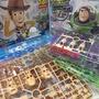 壹号玩具總動員 萬代 模型 胡迪 巴斯 玩具總動員4 海洋堂 組裝 公仔 可動 玩具