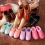 【居家保暖鞋-多規可選-1款/組】男女冬季棉拖月子鞋厚底防滑防水耐髒無異味-7101002