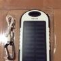 太陽能充電寶,行動電源+LED(8000mAh)