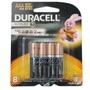 金頂電池 AAA-4號鹼性電池/一卡8個入{促150}~正台灣代理商進口~