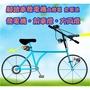自行車腳踏車磨電發電機+方向燈+手電筒前車燈+煞車燈免電池 12V6W微3c充電環島夜騎自行車發電非6V3W風力太陽能