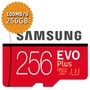 【SAMSUNG】三星 EVO PLUS microSDXC 256GB U3 100MB/s記憶卡(平行輸入)