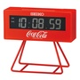 Seiko QHL901R Coca Cola Limited Edition of 5000PCS Miniature Sports Timer Clock