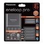 [Costco免運] Panasonic eneloop Pro 高階 充電器 日本製造 充電電池 高階充電器組