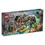 樂高LEGO 侏儸紀世界系列 - LT75938 T. rex vs Dino-Mech