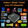 Sprkx Pivotal L008 - Indian / Hindi / Tamil / US Live TV Channels & Movies on Demand + Android TV Box