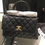Chanel Coco Handle 24cm~ small size