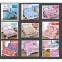 卡通床包 史迪奇  100%純棉 床包 被套 兩用被套床套  單人/雙人/加大四件式床包組 KT 床包三件組 枕套