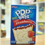 Kellogg's pop tarts Frosted Strawberry家樂氏 糖霜草莓 果塔