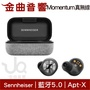 SENNHEISER 聲海塞爾 M3IETW MOMENTUM True Wireless 藍芽真無線耳機 | 金曲音響