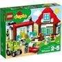[大王機器人] 樂高 Lego 10869 DUPLO 幼兒得寶 農場探險 Farm Adventures