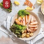【台畜】鮮嫩即食雞胸肉10包組(160g±4.5%/包)