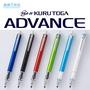 【晨晨文房具】uni ADVANCE M5-599  0.5mm 防斷芯 旋轉自動鉛筆 6色