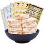 【暢銷】福派園牛軋糖500g*2袋手工花生咸牛扎奶糖禮盒喜糖果年貨零食散裝