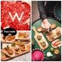 【台北W飯店W Hotel】 woobar 塔可麗特之夜 三人券 或 肉遇之夜 雙人券 海鮮之夜