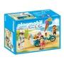 Playmobil 摩比 9426 冰淇淋 腳踏車 販賣 銷售 圍裙 小孩