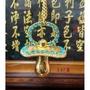 【靜福緣】精品『鑲鑽奶嘴 』3寸6 5寸68寸8 1尺3 1尺6 太子戴 太子的最愛 中壇元帥 三太子神明的配件法器兵器