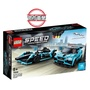 【LEGO 樂高】極速賽車 Formula E Panasonic Jaguar Racing GEN2 car & I-PACE eTROPHY 76898(76898)