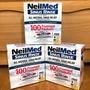 【現貨】NeilMed 洗鼻鹽預拌包 100包