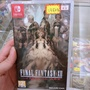 台中玩具部落客 現貨 全新未拆 Switch NS 遊戲 太空戰士 黃道時代 Final Fantasy XII 中文版