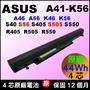 (原廠) 華碩電池 A46C A46CA A46CB A46CM A46V A56C A56CA A41-K56