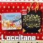 歐舒丹乳木果護手霜禮盒 聖誕版護手霜5件組 L'occitane 歐舒丹潤手霜 乳木果+玫瑰+櫻花+薰衣草+芍藥