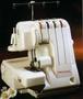 【松芝】瑪麗克merrylock 740DS 拷克布邊機 二針四線 可密拷 暗針縫 鬆緊 串珠 摺景 飾帶 包繩