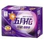 五月花 - 頂級蓬厚柔三層抽取衛生紙-玫瑰果油-110抽x24包x2袋