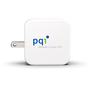 〈PQI〉i-Charger Mini 24W 旅行用雙孔USB快速充電器