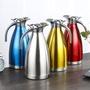 保溫壺  2L304不銹鋼保溫壺 保暖瓶熱水瓶保溫水壺歐式暖水瓶家用