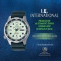 CITIZEN INTERNATIONAL EDITION PROMASTER AUTOMATIC DIVER LUMINOUS DAIL NY0040-09W