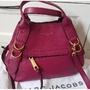 9成新美國正品Marc Jacobs Small Anchor莓果紅US$425❤動價$9500降6400