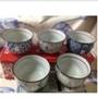 鍋寶和風釉下彩繪碗組,鍋寶、和風碗組、碗組、碗、飯碗、日式碗、和風碗、瓷碗組、日式和風瓷碗5入組,居家生活、用餐最佳餐具