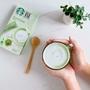 星巴克 Starbucks 星巴克VIA™抺茶粉  抹茶粉 via via抹茶粉  星巴克抹茶粉 抹茶
