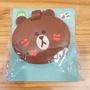 貨到付款【現貨】LINE FRIENDS熊大造型悠遊卡-熊大悠遊卡 熊大旅行吊牌悠遊卡