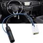 🌼新品🌼汽車收音轉接線 汽車收音機 天線公頭 適用於 豐田