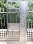 ✦正304不鏽鋼門含門框+鑰匙+四段鎖99*207公分 不銹鋼門 白鐵門 二手中古