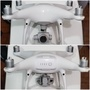 (二手)大疆dji p4p 空拍機兩顆電池(飛行不超過20次)