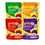 韓國 空運 現貨 Pure-eat 凍乾奶酪(起司)魔方 16g/包 蘋果 芒果 草莓 藍莓 4種口味