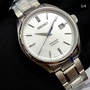 SEIKO PRESAGE TITANIUM AUTOMATIC MINI GRAND SEIKO SNOWFLAKE MENS DRESS WATCH SARX055