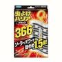 日本超強1.5倍防蚊掛長效【366日】366防蚊吊片