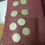 [錢幣收藏] 民國63年 62年 61年 五圓硬幣 收藏錢幣 錢幣 古幣 硬幣 古董 收藏