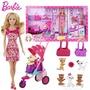 barbie芭比娃娃女孩過家家玩具寵物狗狗套裝之寵物集合組BCF82 好再來小屋 NMS