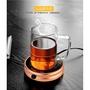 *BWBD保溫杯墊杯子加熱器 110V電器暖杯墊 恒溫寶暖杯器恒溫杯