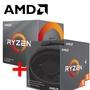 【AMD超值組】Ryzen 9-3900X(R9-3900X)+R5-2600+R5-2600 中央處理器