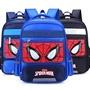 蜘蛛人 蜘蛛俠 兒童書包 雙肩 減壓 護脊 後背包 卡通 減負 雙肩包 小學1-6年級包包