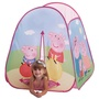 現貨【Mimi Rabbit】PEPPA PIG 佩佩豬 粉紅豬小妹 摺疊遊戲屋 兒童玩具帳篷 寶寶小房子 速開免安裝
