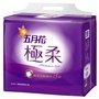 五月花 - 極柔頂級抽取式衛生紙-110抽x12包x6袋