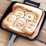 《☀MSinJP。日本 預購 角落生物 熱壓吐司機 烤吐司 有可愛的角落生物烙印   吐司機 日本製 🌸✌》